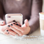 How to get a refund
