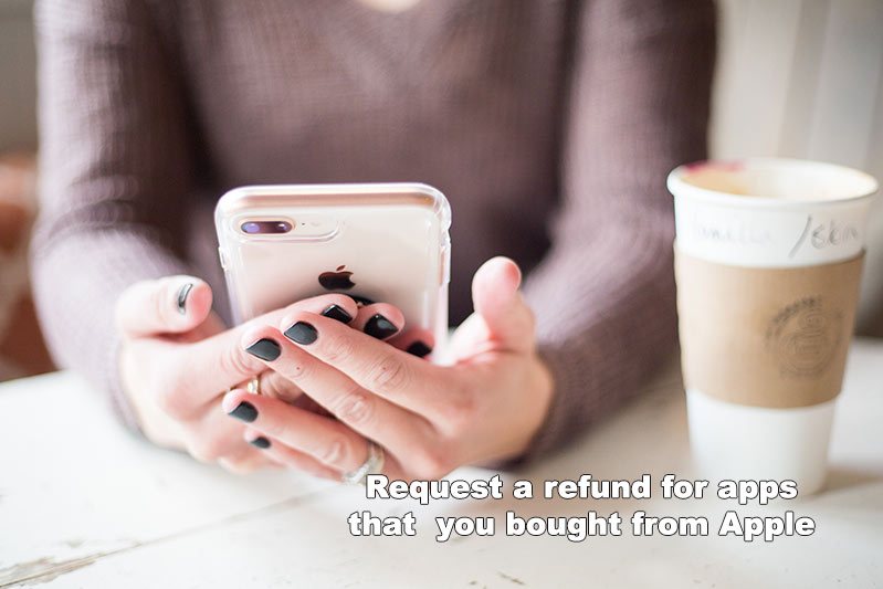 How to get a refund for iTunes or App Store purchases?