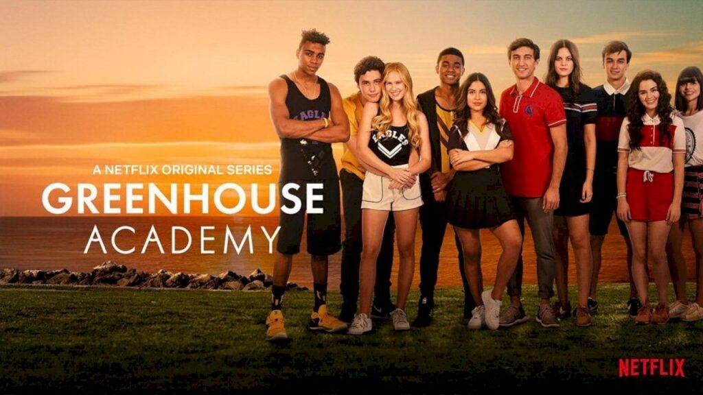 teens shows on Netflix