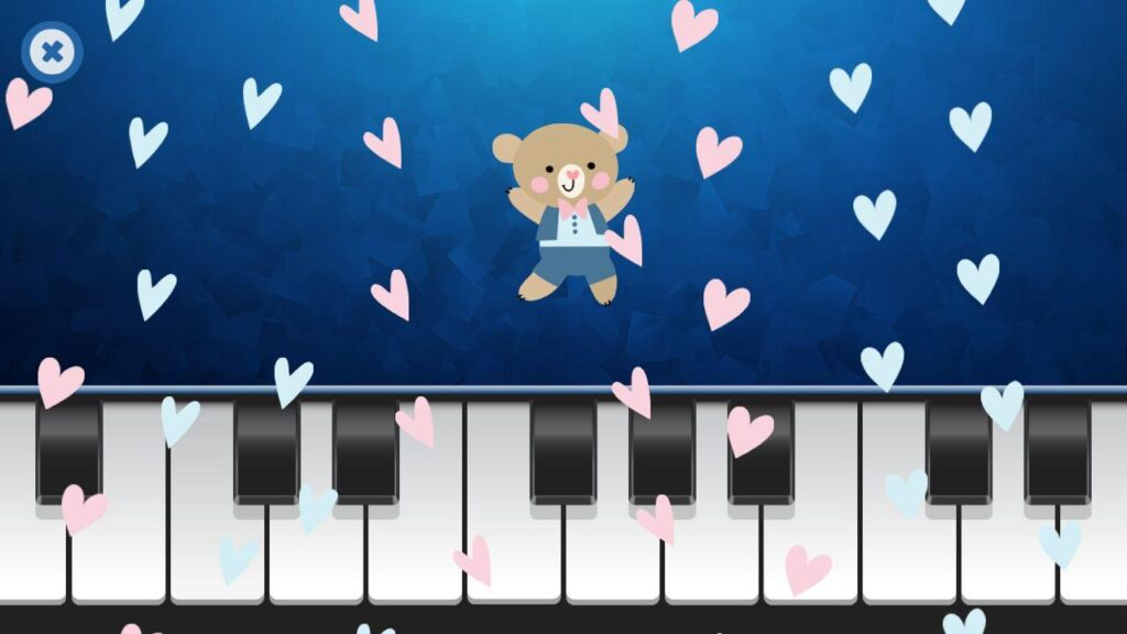 baby games - piano for kids