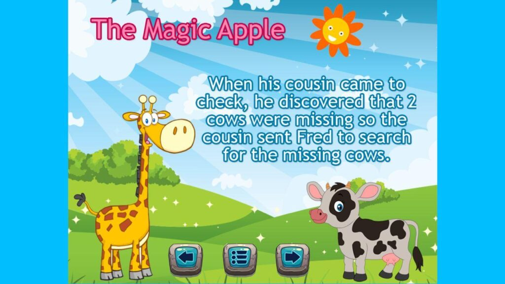 english reading apps for kids